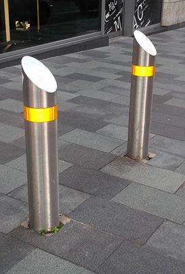 Choosing The Right Parking Bollards